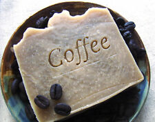 Coffee Shampoo Bar - Lightly scented Vegan Jojoba by Aquarian Bath
