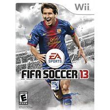 FIFA Soccer 13 (Nintendo Wii, 2012) - BRAND NEW