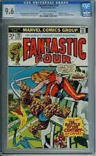 FANTASTIC FOUR 133 CGC 9.6 THING AVENGERS SPIDER-MAN  MARVEL 1973