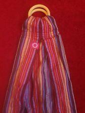 Mamaway Rainbow Mocca Baby Ring Sling