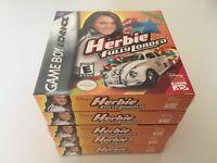 Disney's Herbie: Fully Loaded  GBA New