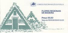 Madeira Nr. MH 1 (73-76**) Blumen
