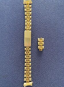 Rolex Datejust Ladies Gold/ Steel Jubilee 17mm Band Ends