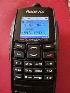 VHF UHF RETEVIS RT 2 DPMR occasion.