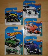 Hot Wheels TOONED joblots x6 DODGE Camaro Corvette Lambo