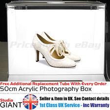 PROFESSIONAL PHOTO STUDIO LARGE PORTABLE HOME LIGHT BOX CUBE TENT PHOTOGRAPHY UK