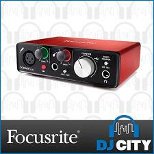 Focusrite Scarlett Solo 2nd Gen USB Audio Interface - NEW - DJ City