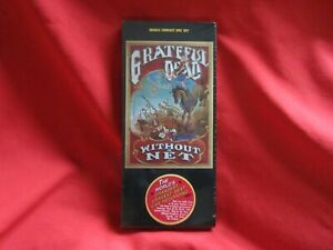 Grateful Dead Without a Net Sealed Brand New Long Box Promo