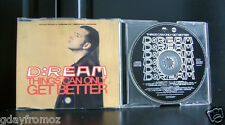 D:ream - Things Can Only Get Better 6 Track CD Single