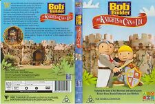 Dvd *BOB THE BUILDER - THE KNIGHTS OF CAN-A-LOT* ABC for KIDS Issue - Pal R 4