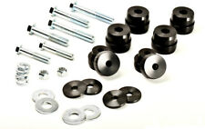 Body Mount Set-Billet Aluminum Subframe Bushing Kit Front Proforged 134-10005