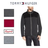 SALE! Tommy Hilfiger Men's Full Zip Polar Fleece Jacket SIZE & COLOR VARIETY