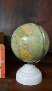 World globe vintage