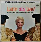 Latin ala Peggy Lee Orig Stereo LP Strong VG+ Vinyl Plays Well Afro Cuban Beat photo