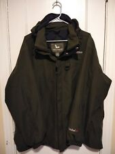 Field and stream Green Hunting Suit Sz Large
