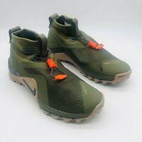 Nike Metcon X SF Olive Sequoia Stone Training Shoe BQ3123-208, Men's Size 7