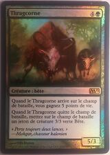 Thragcorne PREMIUM / FOIL VF - French Thragtusk - Magic Mtg