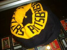 1970'S PITTSBURGH STEELERS KNIT CAP HAT NEAT