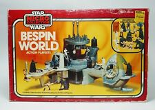 Star Wars Vintage Micro Collection BESPIN WORLD Action Playset 1982 Kenner MIB