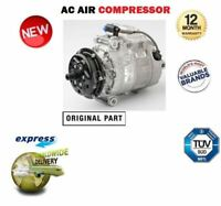 FOR VW 3D0820805B 3D0820805Q 7H0820805 7H0820805A AC AIR CONDITION COMPRESSOR