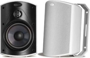 Polk Audio Atrium 5 All Weather Certified 100w Outdoor Speakers, White