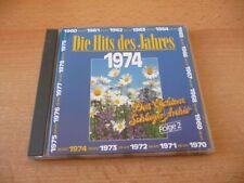 CD Das Goldene Schlager-Archiv 1974 - Folge 2 Gitte Joy Fleming Monica Morell