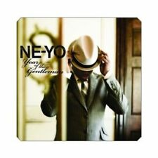 NE YO - YEAR OF THE GENTLEMAN - CD  NUOVO