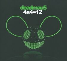 DEADMAU5 (JOEL THOMAS ZIMMERMAN) - 4X4=12 [DIGIPAK] NEW CD