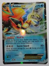 Keldeo EX - 45/113 BW Legendary Treasures - Ultra Rare Pokemon Card
