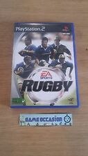 RUGBY / PS2 SONY PLAYSTATION 2 PAL BOXED