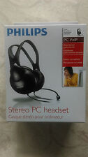 PHILIPS superba acustico comfort leggero Giochi/VoIP/Skype Cuffie shm1900