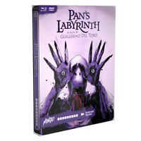 Pan's Labyrinth - MONDO X SteelBook #004 (Blu-Ray )  [Brand New]