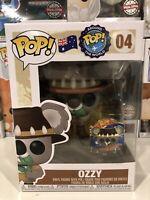 Around The World Australia Ozzy Koala Funko Pop Vinyl