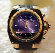 Thunder Storm Commando Army Style Chunky Gift Wrist Watch Unique Hot