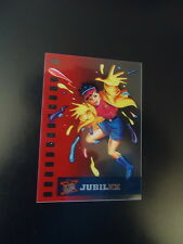"""JUBILEE """"SUSPENDED ANIMATION LIMITED EDITION"""" Marvel Card 1994 comic book #5/10"""