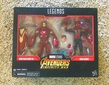Marvel Legends Infinity War Iron Man Iron Spider 2-Pack Target Exclusive