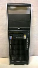 HP XW4200 Workstation Front Bezel Faceplate 325658-001, Good condition