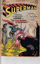 Superman #74 Vol 1 (1952) Fair DC Comics