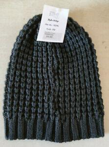 """Strickmütze """"Style-Mütze"""" von Bimi-Caps, schwarz"""