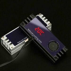 Für M.2 2280 State Festplatte Kühler M.2 SSD Aluminium Kühler O H S7N6