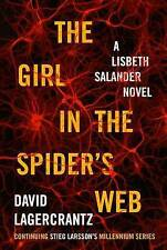 The Girl in the Spider's Web: A Lisbeth Salander novel, continuing Stieg