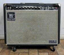 """1980's MusicMan 112 RD 100 One Hundred Vintage Tube 1x12"""" Combo Guitar Amplifier"""