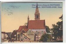 Erster Weltkrieg (1914-18) Ansichtskarten aus Schlesien für Dom & Kirche