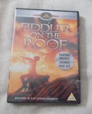 DVD - Fiddler on the Roof - Topol  - New - R2 - UK