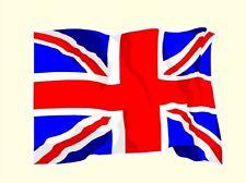Großbritannien England Vereinigtes Königreich Sticker Fahne Flagge Aufkleber