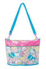 Sanrio Hello Kitty Neon Mix Crossbody Bag