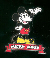 2011 Hidden Mickey Mouse Around the World Micky Maus German Disney Pin 85625