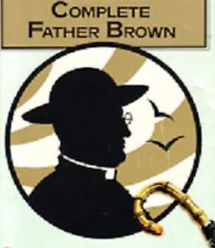 Father Brown Complete Audio Book Collection MP3 CD Unabridged *SUPERB*