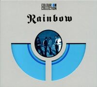 RAINBOW colour collection (CD, compilation) hard rock, greatest hits, best of,