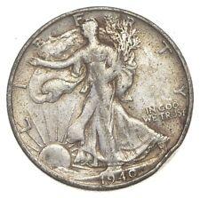 XF+ 1940-S Walking Liberty 90% Silver US Half Dollar - NICE COIN *908